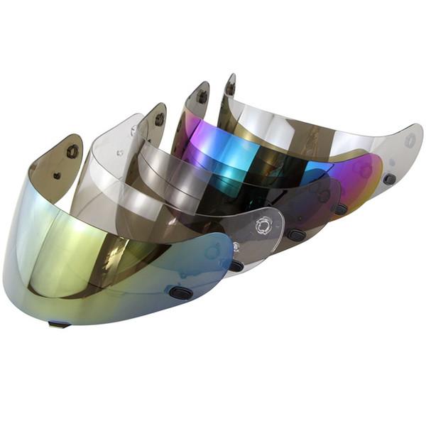 Motorradhelm Objektiv HJC Visier passend für CL-16 CL-17 CL-ST CL-SP CS-R1 CS-R2 CS-15 TR-1 FG-15 HS-11 FS-15 FS-11