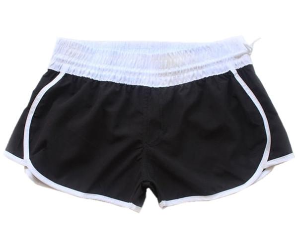 Brand New High Quality Bermudas Shorts Womens Beachshorts Board Shorts Quick Dry Surf Pants Thin Swimming Trunks Sexy Loose Leisure Shorts