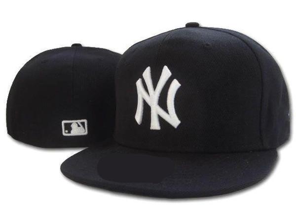 Yeni Varış yüksek kalite LA Spor Kap Takım Basketbol Beyzbol Futbol Şapka Caps Kadın erkek Donatılmış Şapka