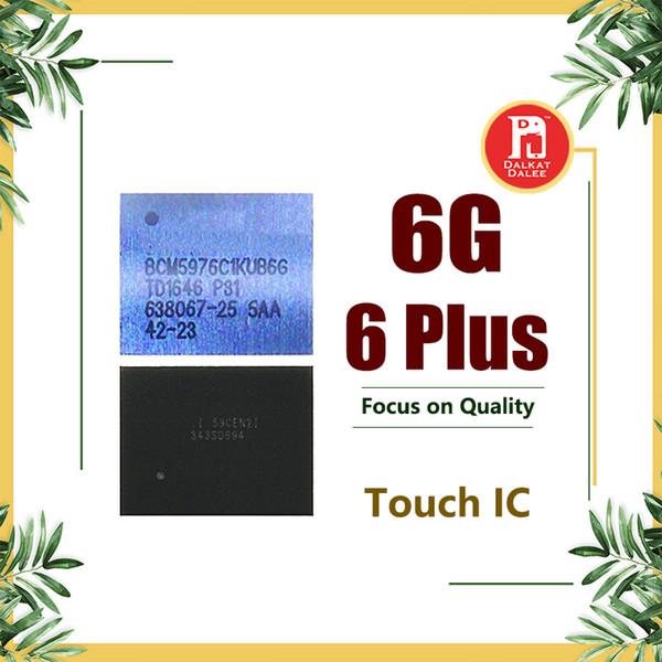 Nuovo touch screen IC per iPhone 6 6plus bianco U2401 + nero U2402 Chip parti di ricambio per cellulare