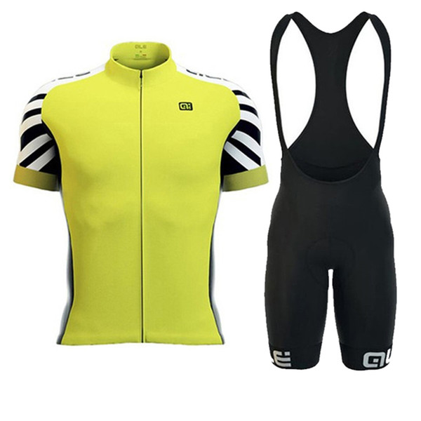 NEW 2018 Anti UV Team cycling jersey bib shorts breathable cycling clothing sports wear cycling wear Free Shipping customize Ropa mailot