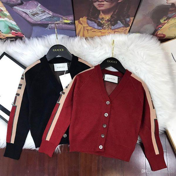 Children's Cardigan Sweater High-end Atmosphere Wear Rabbit Velvet Blend Knit Cardigan Sweater Fabric Super Soft