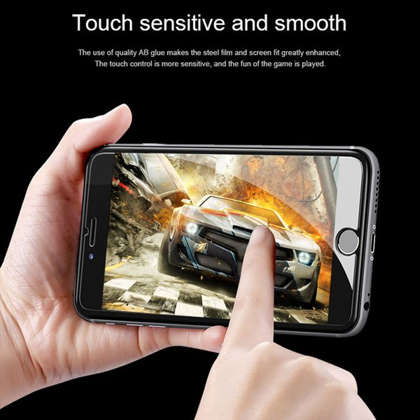 For Iphone 9 9 plus Tempered Glass For Iphone 8 8 Plus Screen Protector Film Premium quality For iphone X 5 5S SE 6 6S 7 PLUS Glass DHL