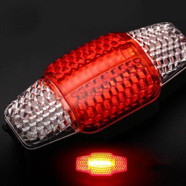 Bisiklet Işık Akıllı Dönüş Sinyali Fren Işık USB Şarj Edilebilir COB LED Bisiklet Işıkları Bisiklet Lazer Arka Lambası