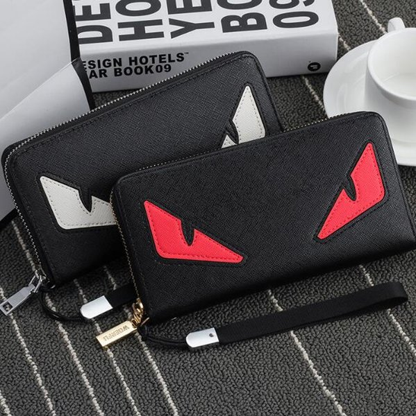 Mens Clutch Casual Wallet 2018 Hot Mens Long Tote Bag Phone Pocket Couple Wallet Free shipping