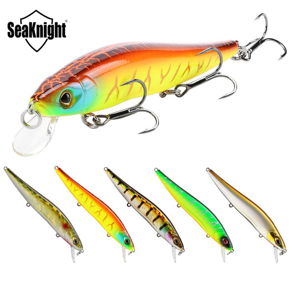 Brand Minnow Laser crankbaits 110mm 14g 3D Eyes Wobbler Swimbaits Freshwater Fishing Artificial bass lure Anti-corrosion Hook