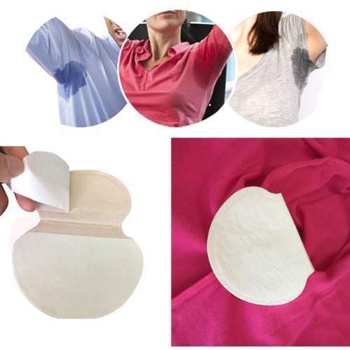 Einweg Unterarm Schweißpads für Kleidung Anti Schweiß Aufkleber Sommer Deodorants Underarm Dichtungen von Schweißpads c790
