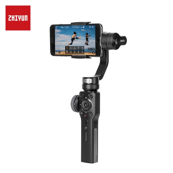 ZHIYUN Offizielle Glatt 4 3-Achsen Handheld Gimbal Portable Stabilisator Kamera Halterung für Smartphone Action Kamera