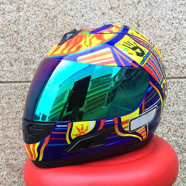 Free shipping MARUSHIN motorcycle helmet full face helmet racing helmet Mens Pro motorcycle helmets DOT approved trans 3