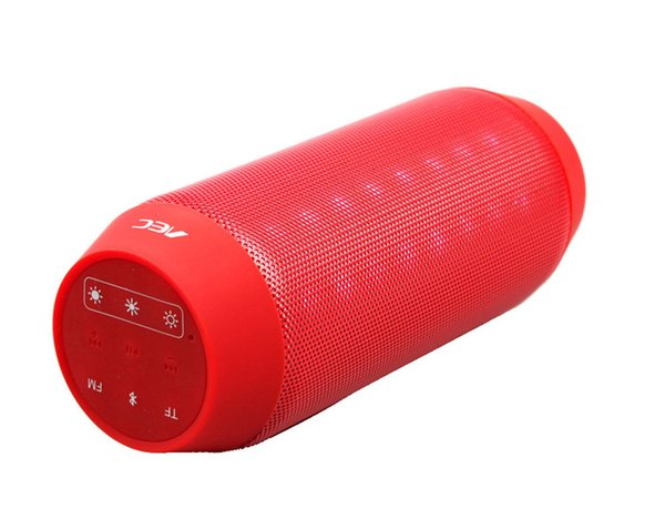 AEC BQ - 615 PRO Portable Waterproof Wireless Bluetooth Speaker Super Bass Blutooth Bicycle Speaker Sound Box FM Radio 3 Colors with Box