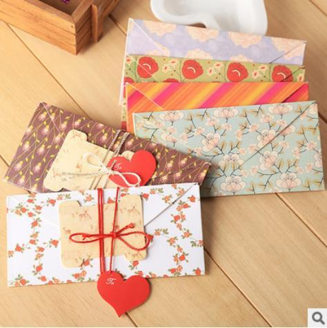 Love folding,Hollowed-out, paper, small cards, creativity, individuality, simplicity, birthday thank you cards, messages, holiday wishes
