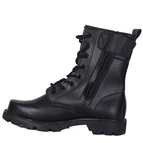 explosion-proof male combat boot special kind soldier army boot matches hair high help army hook tactical boot security shoe desert tr