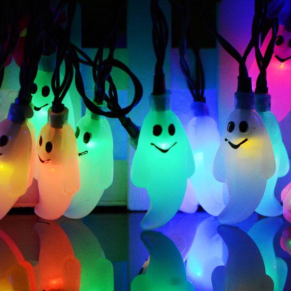 Direct sale of 30 phantom solar lamp strings garden landscape decoration Christmas lights string home lanterns waterproofing