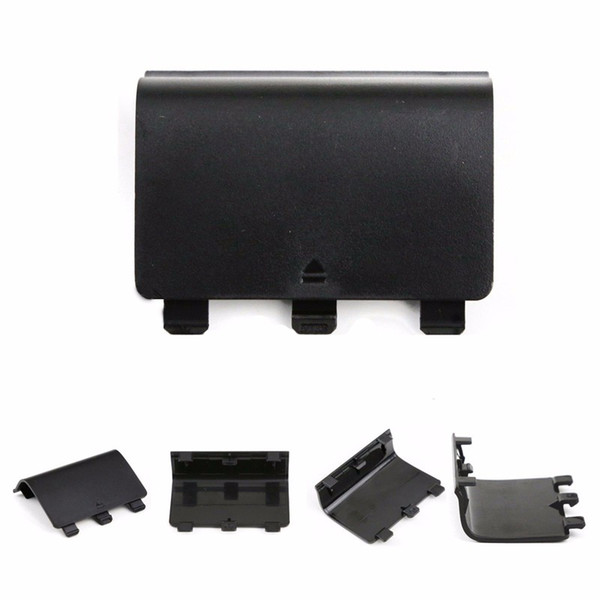 New Battery Back Cover Shell Lid Door Guard Style Cabinet for XBox One Wireless Controller replacement part High Quality FAST SHIP