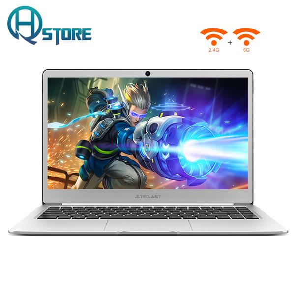 """Teclast F7 Laptop 14"""" 1920x1080 IPS Notebook 13.5mm Ultrabook Windows 10 Intel Apollo Lake N3450 Quad Core 6GB LPDDR3 128GB SSD"""