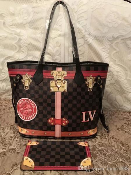 46 styles Europe 2018 luxury brand women bags handbag Famous designer handbags Ladies handbag Fashion tote bag women shop bags backpack uhoo