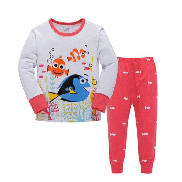 New baby clothing set pijamas kids all for children clothing accessories kids clothes boys girls pajamas children underwear