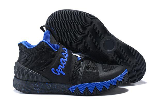 hot sell Irving S1Hybrid Men's Basketball sneaker boots Black Sports Shoes