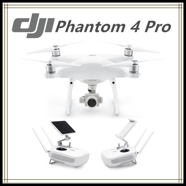 DJI Phantom 4 Pro/Phantom 4 Pro Plus Drone With 4K Video 1080P Camera RC Helicopter Brand New Free Shipping