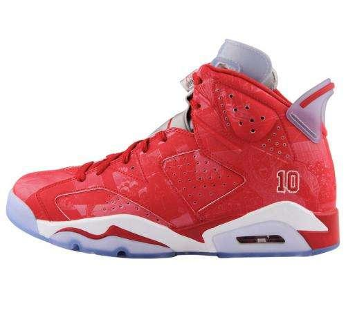 Cheap women Jumpman 6 VI basketball shoes 6s Slam Dunk Metallic Gold CNY China New Year aj6 sneakers boot for youth kids boys girls With box