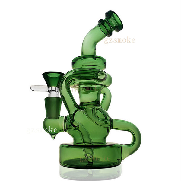 GW-252 green with bowl