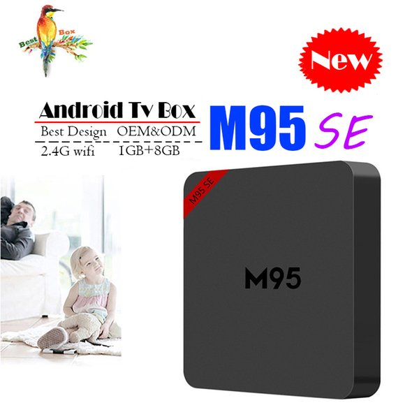 Best M95 SE Allwinner H3 1G 8G Android 7.1 TV BOX Quad Core Ultra HD H.265 4K Stream Media Player Better Amlogic S905W X96 mini S912 T95Z
