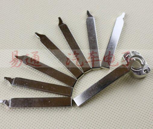 Folding key blade For Cruze Car embryo replacing the key head Remote Key Blade NO.126