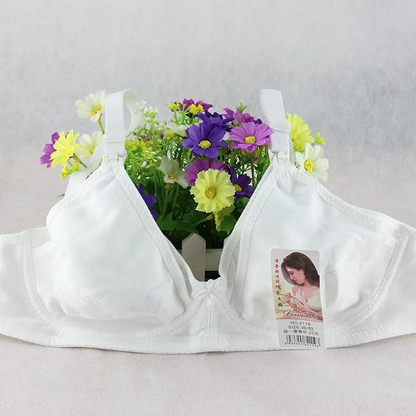 2018 allaitement maternité soutien-gorge d'allaitement soutien-gorge d'allaitement pour les mères allaitantes vêtements vêtements pour femmes enceintes croix lingerie