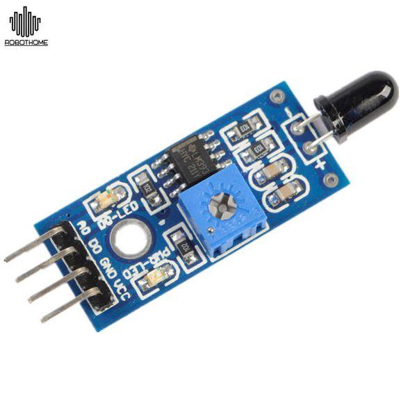 Arduino için IR Kızılötesi Alev Algılama Sensörü Modülü