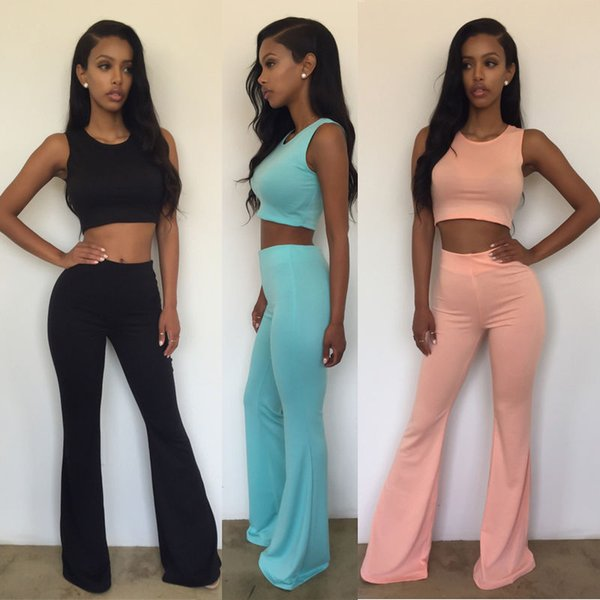 Sexy Women Ladies Sleeveless Bodycon Jumpsuits Trousers Clubwear Cotton Chiffon Skinny Pink Black Summer Jumpsuits