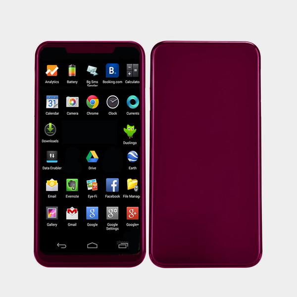Goophone XS plus Max full screen 6.5 inch Quad Core MTK6580 1GB 8GB HD 13MP 3G Dual Sim Cell Phones 364016