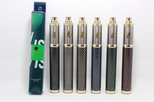 Vision Spinner III 1650mAh battery 3.3V-4.8V Variable Voltage E-Cigarette for CE4 protank 3 clearomizer high quality hot sale