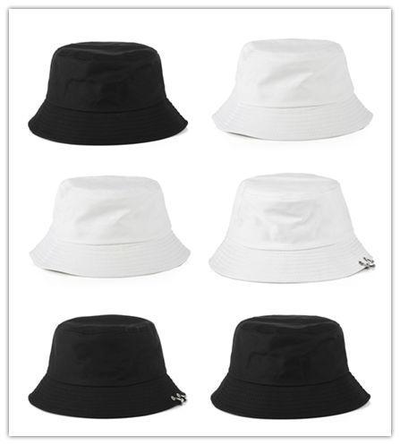 Cheap Designer Cotton Foldable Bucket Hat For Adults Mens Womens Plain Custom Fishing Caps Spring Sunmmer Fall Blank Beach Sports Sun Visor