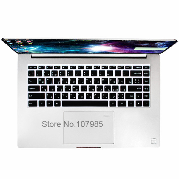 Russian Silicone Laptop Keyboard Cover For Xiaomi Mi Notebook Air 15 15.6'' Pro Skin Protector Guard Protective film
