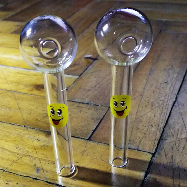 Heißes verkaufendes großes Pyrex-Glasöl-Brenner-Rohr-starkes freies Glas für Ölplattformglas-Wasserleitungen geben Verschiffen frei