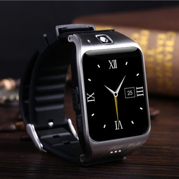 Smart Watch telefono LG118 Smartwatch con fotocamera Supporto sim card TF card montre connecte IOS Android huawei