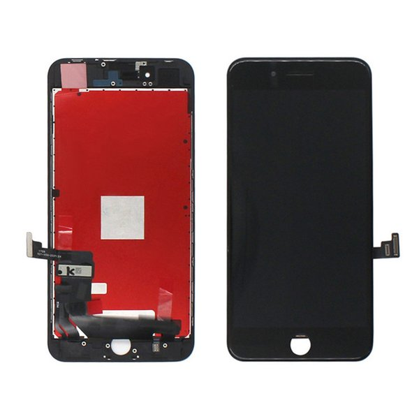 LCD Display Touch Screen Digitizer Panel For Apple iPhone 7 8 Plus LCD Screen With Frame Assembly Replacement Part