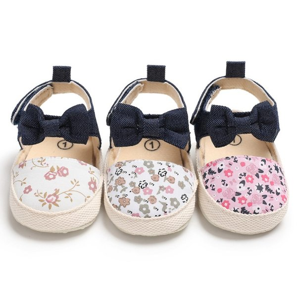 Spring Summer Baby Girl Toddler Shoes Small Fresh Printing Princess Sandals Fashion Comfortable Children\'s Shoes For Girl boy