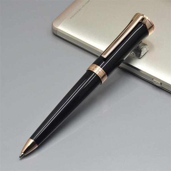 Ballpoint pen ( Rose Gold Clip )