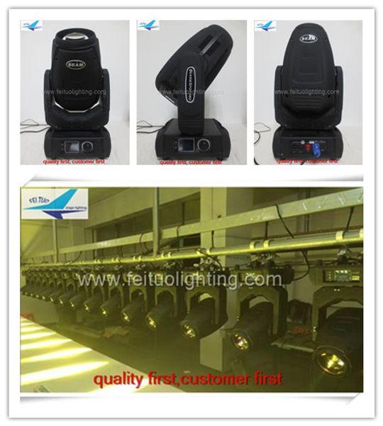 top popular 2x Robe 280w sharpy 10R 280 beam spot wash 3 in 1 moving head light+road case 2021