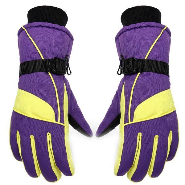 Keptfeet Outdoor Running Hiking Ski Gloves Touch Screen Non-slip Warm Waterproof Gloves Cycling Sports for Men Women