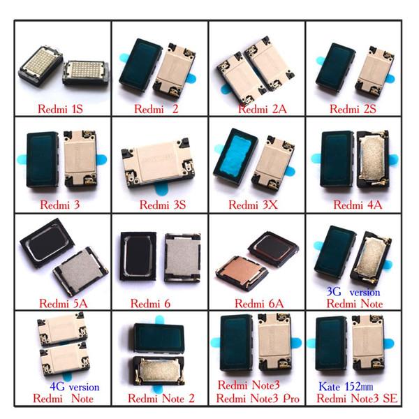 2x loudspeaker loud speaker ringer buzzer for Xiaomi Redmi 1S 2 2A 2S 3 3X 3X 4 5A 6 6A Redmi Note 1 2 3 3g/4g kate SE 152mm