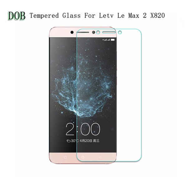 9H 2.5D Tempered Glass for Letv LeEco Le Max 2 X820 X829 Screen Protector for LeEco Le Max 2 X821 Phone Protective Film Max2 5.7