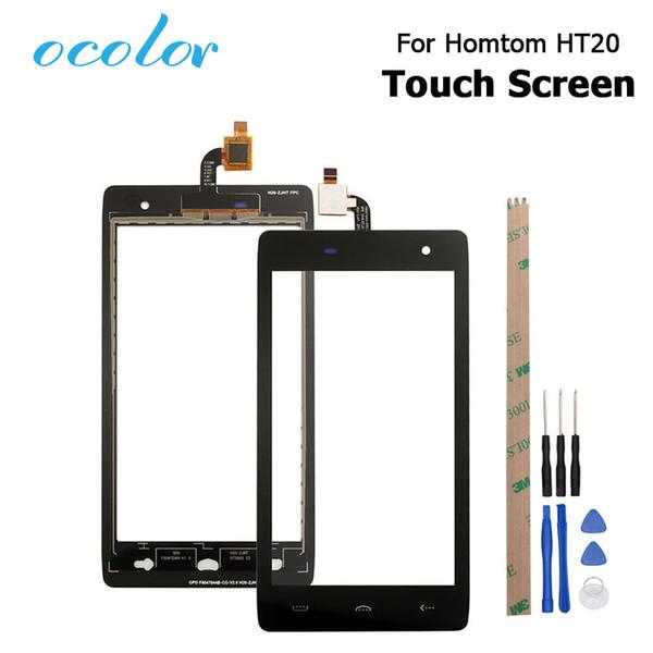 Handy-Zubehör Teile Handy Panel ocolor für Homtom HT20 Touchscreen Touch Panel Perfekte Ersatzteile für Homtom HT20