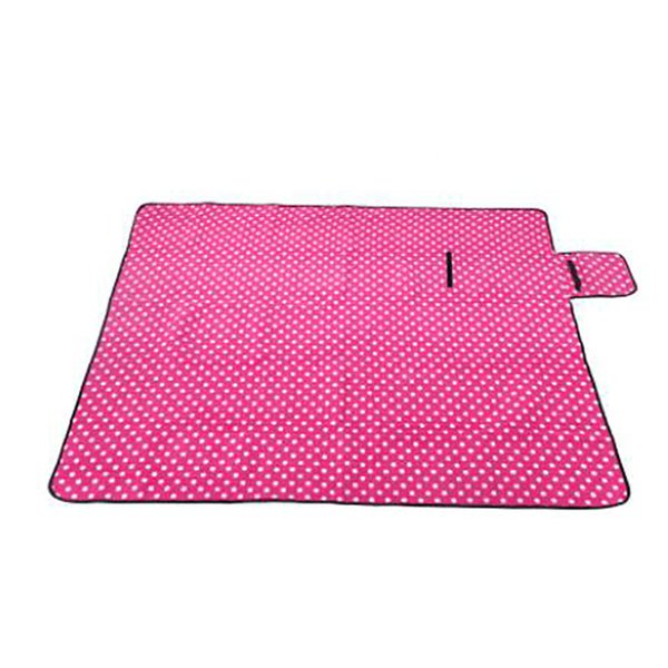 Camping Mat 3 size Foldable Outdoor Pad Picnic Mat Pad Blanket Baby Climb Plaid Blanket Waterproof Moistureproof Beach Mat
