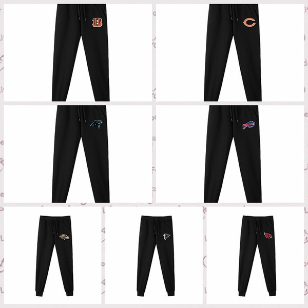 9df4568e 2019 Cincinnati Bengals Atlanta Falcons Baltimore Ravens Chicago Bears  Carolina Panthers Black Trousers 70%cotton 30%polyester Cashmere From  Hxxy99, ...
