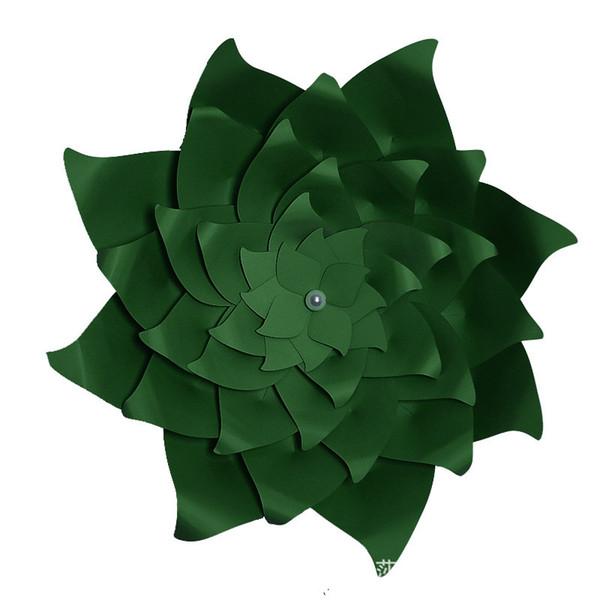 Verde negruzco