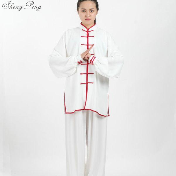 Tai chi clothing chinese style tai chi clothing women traditional uniform new arrival  uniform Q107