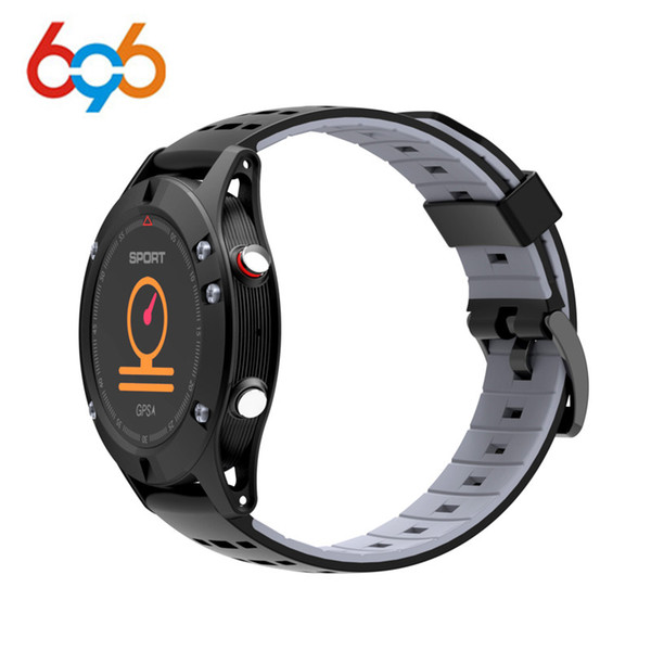 EnohpLX F5 GPS Smart watch Altimeter Barometer Thermometer 4.0 Smartwatch Wearable devices for iOS Android