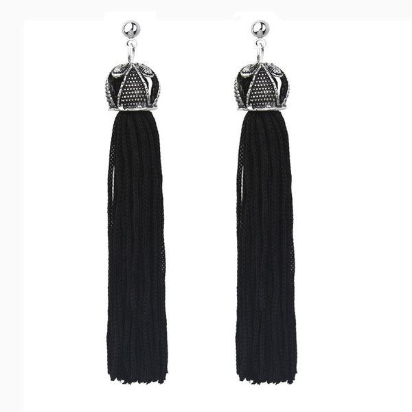 Long Bohemian Tassel Earring for Women Vintage Dangle Drop Earring Hanging Female earing 2018 Fashion Jewelry Holiday summer